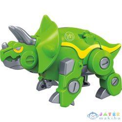 Dínómorfer: Triceratops - Zöld (Modell-Hobby, 2110B)