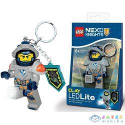 Lego: Nexo Knight Clay Világító Kulcstartó (Modell-Hobby, LGL-KE87)