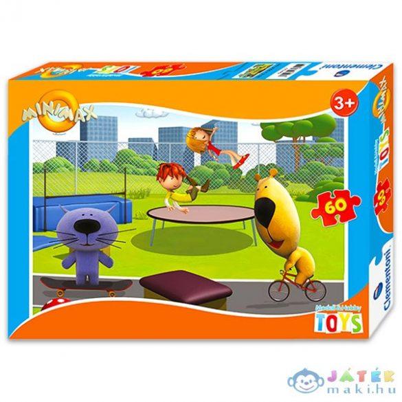 Minimax: 60 Darabos Puzzle (Modell-Hobby, 64625)