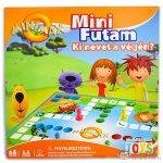 Minimax: Minifutam - Ki Nevet A Végén? Társasjáték (Modell-Hobby, MMX69308)
