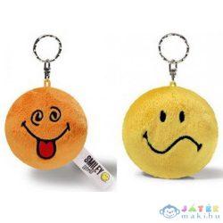 Nici: Plüss Kulcstartó - Smiley (Modell-Hobby, 37001)