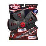 Phlat Ball: Flash Frizbi Labda - Piros-Fekete (Modell-Hobby, 918564.106)