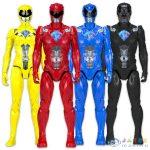 Power Rangers: Akciófigurák - 30 Cm, Többféle (Modell-Hobby, 97665)