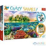 Trefl: Crazy Shapes - 600 Darabos Puzzle (Modell-Hobby, 11113)