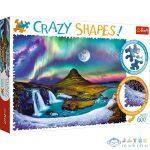 Trefl: Crazy Shapes Hajnal Izland Felett 600 Db-os Puzzle (Modell-Hobby, 11114)