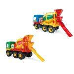 Wader: Betonkeverő Autó, 40 Cm (Modell-Hobby, 32390)