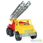 Wader: City Truck Teherautó Létrával (Modell-Hobby, 32603)