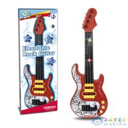 Bontempi: Toy Band Star Elektromos Rock Gitár Fényeffektekkel (Molding, 241110)