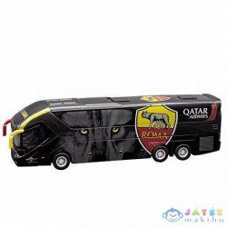 As Roma Csapatbusz, Hátrahúzós Kisautó 1/50 - Mondo Motors (Mondo, 51216)