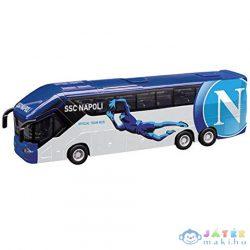 Ssc Napoli Csapatbusz, Hátrahúzós Kisautó 1/50 - Mondo Motors (Mondo, 51215)