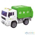 Elektronikus Szelektív Hulladékgyűjtő Teherautó 20Cm - Mondo Motors (Mondo Toys, 51174/SZ)