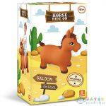 Felfújható Ugráló Lovacska Barna Színben - Mondo Toys (Mondo Toys, 9689)