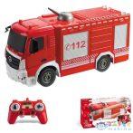 Mercedes Antos Távirányítós Tűzoltóautó 1/26 - Mondo Motors (Mondo Toys, 63516)