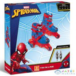 Pókember Egy Vagy Kétsoros Állítható Görkorcsolya 29-32-Es Méret - Mondo Toys (Mondo Toys, 28631)