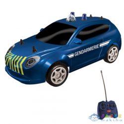 Rc Francia Távirányítós Csendőrségi Autó Modell 1/28 - Mondo Motors (Mondo Toys, 63433/CSENDOR)
