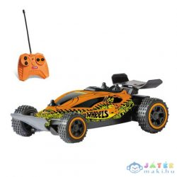 Rc Hot Wheels Micro Buggy Távirányítós Autó 1/28 27Mhz - Mondo Motors (Mondo Toys, 63446/narancs)