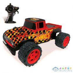 Rc Hot Wheels Speed Truck Távirányítós Autó 2,4 Ghz - Mondo Motors (Mondo Toys, 63587)
