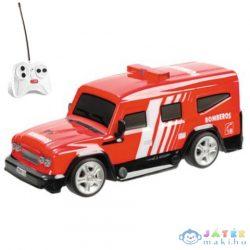Rc Tűzszerész Távirányítós Terepjáró Autó 1/28 - Mondo Motors (Mondo Toys, 63432/T)
