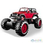 Stunt Truck Piros Hátrahúzós Kisautó 1/43 - Mondo Motors (Mondo Toys, 53215/piros)