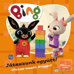 Bing: Játsszunk Együtt! Lapozókönyv (Móra, 9789634867548)