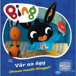 Bing: Vár Az Ágy! Lapozókönyv (Móra, 9789634867531)