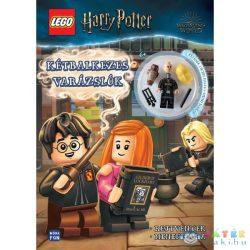Lego Harry Potter: Kétbalkezes Varázslók - Lucius Malfoy Figura (Móra, 9789634868392)