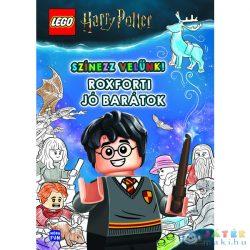 Lego Harry Potter: Színezz Velünk! Roxforti Jó Barátok (Móra, 9789634868446)