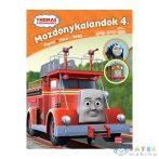 Thomas, A Gőzmozdony – Mozdonykalandok 4. - Flynn, Hiro, Toby (Móra, MO3893)