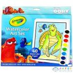 Crayola: Szenilla Nyomában Festőkészlet (Crayola, 04-6892)