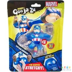Goo Jit Zu: Marvel Hősök - Amerika Kapitány (Muffik, 41038)