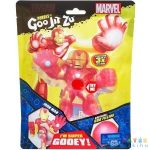 Goo Jit Zu: Marvel Hősök - Vasember (Muffik, 41038)