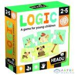 Logikai Puzzle Illesztőjáték - Kisállatok (Muffik, IT20751)