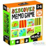 Minták Memóriajáték (Muffik, IT20713)