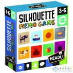Sziluett Memóriajáték (Muffik, IT21123)