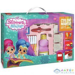 Shimmer És Shine Színkeverő Nyomda Szett (Multiprint, 469495)