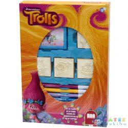 Trollok Nyomdaszett Dobozban 4Db-os (Multiprint, 279124)