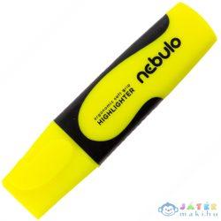 Nebulo: Neon Citromsárga Szövegkiemelő 1Db (Nebulo, SZK-1-NS)