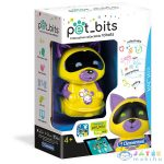 Clementoni: Pet Bits Interaktív Robotcica (Orbico, 50603)