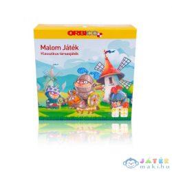 Mini Társasjáték - Malom (Orbico, 10005673)