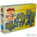 Jáva 4 Építőjáték (Peppino-Impex, 850336)