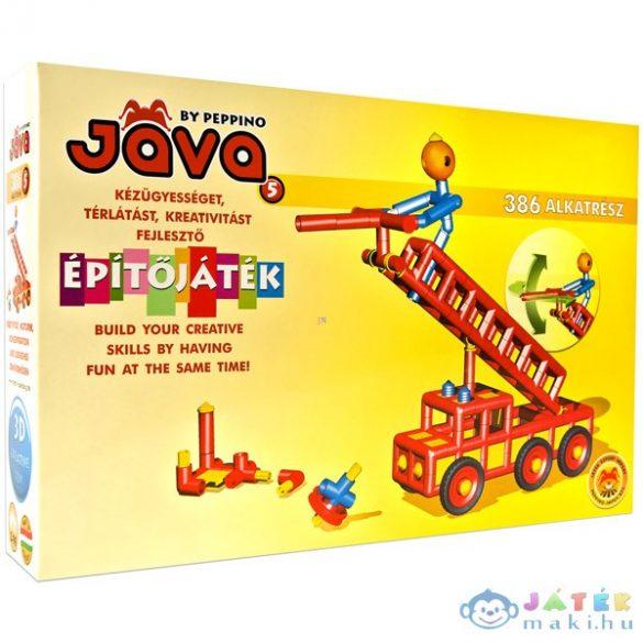 Jáva 5 Építőjáték (Peppino-Impex, 850015)