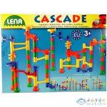 Lena: Műanyag 41 Db-os Golyópálya (Peppino-Impex, 65202)