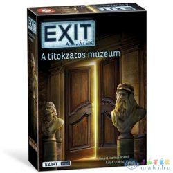 Exit - A Titokzatos Múzeum (Piatnik, 804090)