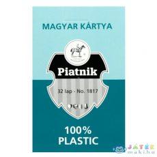 Magyar Kártya 32 Lapos - Műanyag (Piatnik, 181719)