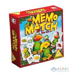 Memo Match Memóriajáték (Piatnik, PI-607790)