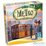 Metro Társasjáték (Piatnik, 801891)