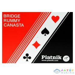 Römi Kártya 2 X 55 Lapos - Standard (Piatnik, 219733)