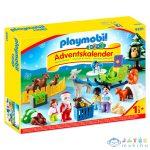 Adventi Naptár: Állatok Ünnepe - 9391 (Playmobil, 9391)