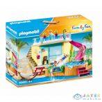 Playmobil: Bungaló Medencével 70435 (Playmobil, 70435)