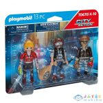 Playmobil: Bűnöző Figurák Szettben 70670 (Playmobil, 70670)